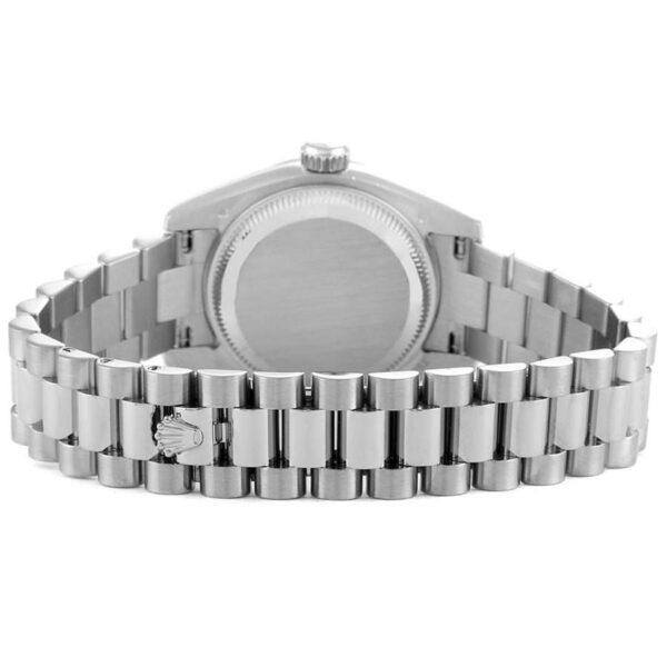 Rolex Datejust 179369 26MM Blue Lapis Dial Women's Watch