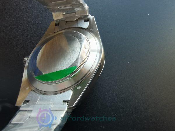 Rolex Daytona A3255 Stainless Steel Blue Dial 40mm For Men Watch