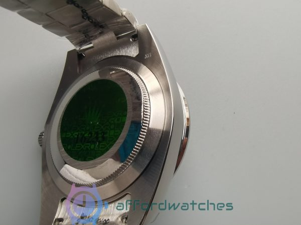 Rolex Day-date 228349 Silver Dial And white gold Case 40mm For Men Watch
